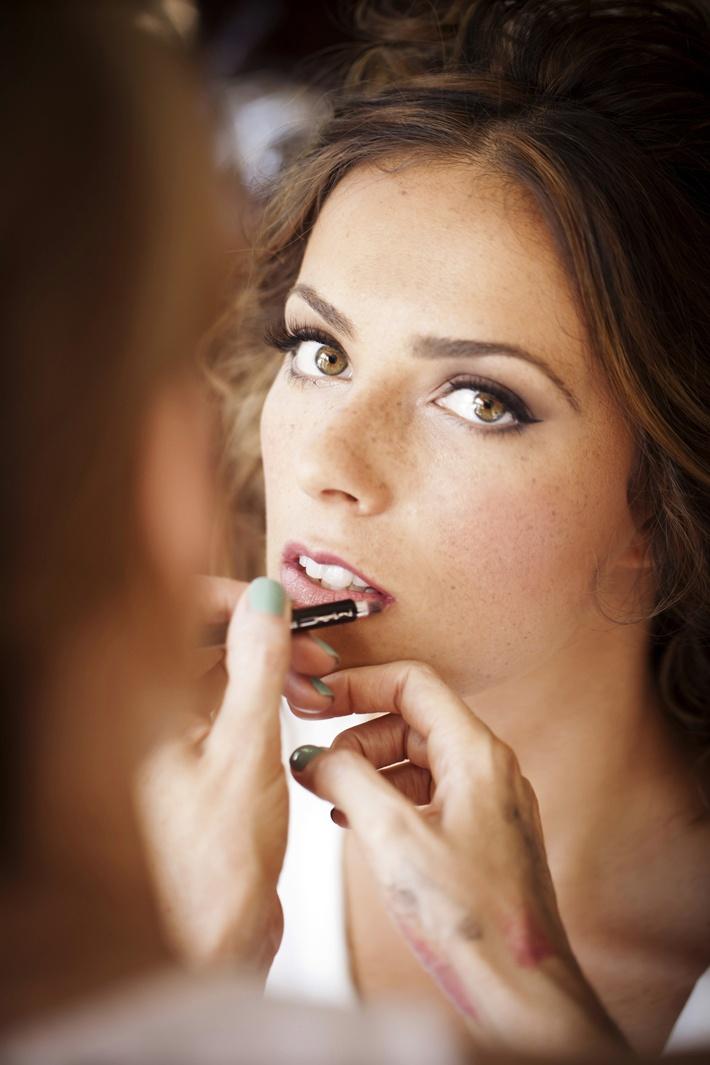 Maquillaje de Novia 2013/  Bridal Make Up 2013