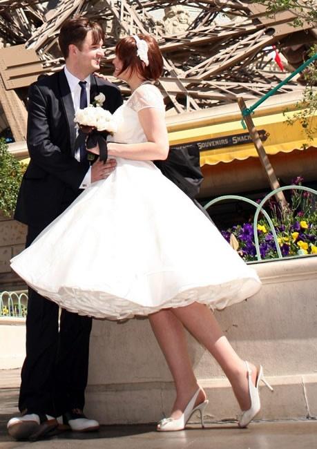 Fifties Wedding / Boda estilo años 50