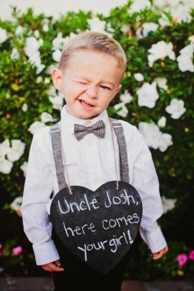 5 cosas a tener en cuenta en tu boda con niños / 5 Things to consider in your wedding with children