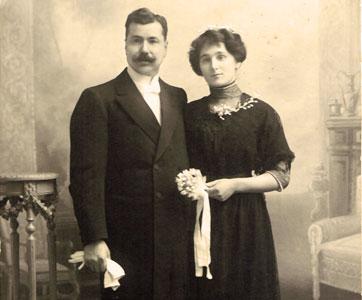 Bodas antiguas / WEDDING OF THE PAST