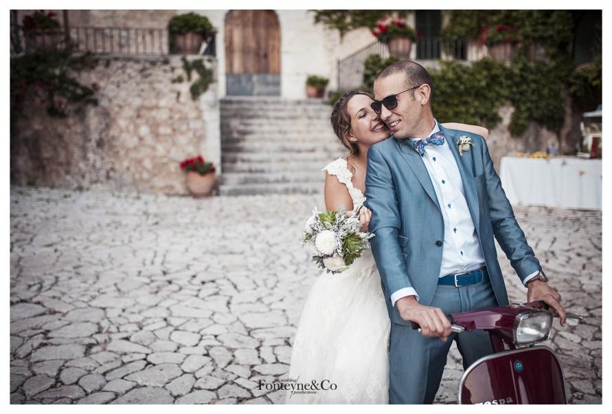 Formas originales de llegar a la boda/ORIGINAL WAYS TO REACH YOUR WEDDING PLACE