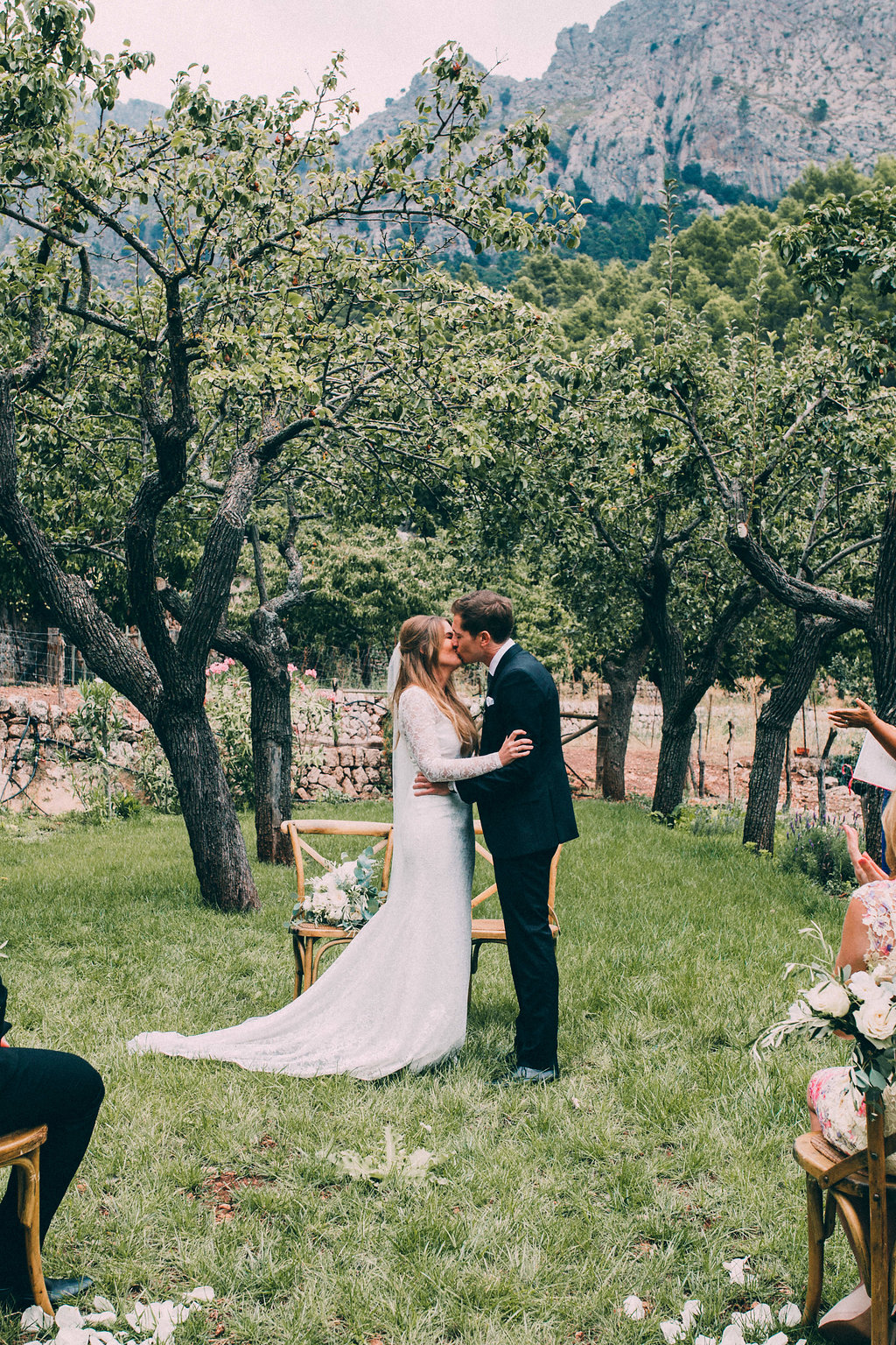 Pippa y Dale, la boda perfecta en Fornalutx / The perfect wedding in Fornalutx