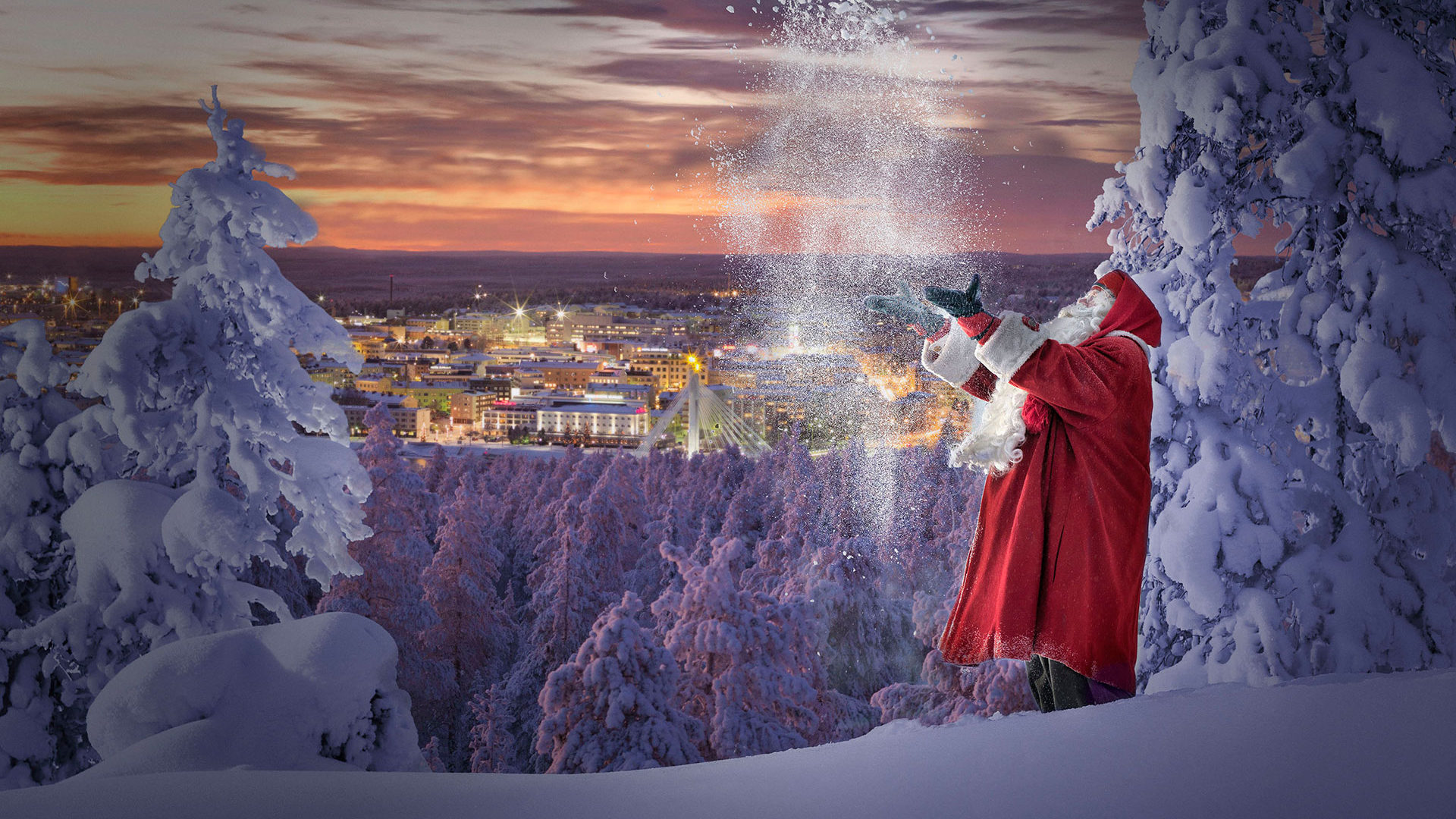 La magia de la Navidad: 5 lugares preciosos donde escaparse / The Magic of Christmas