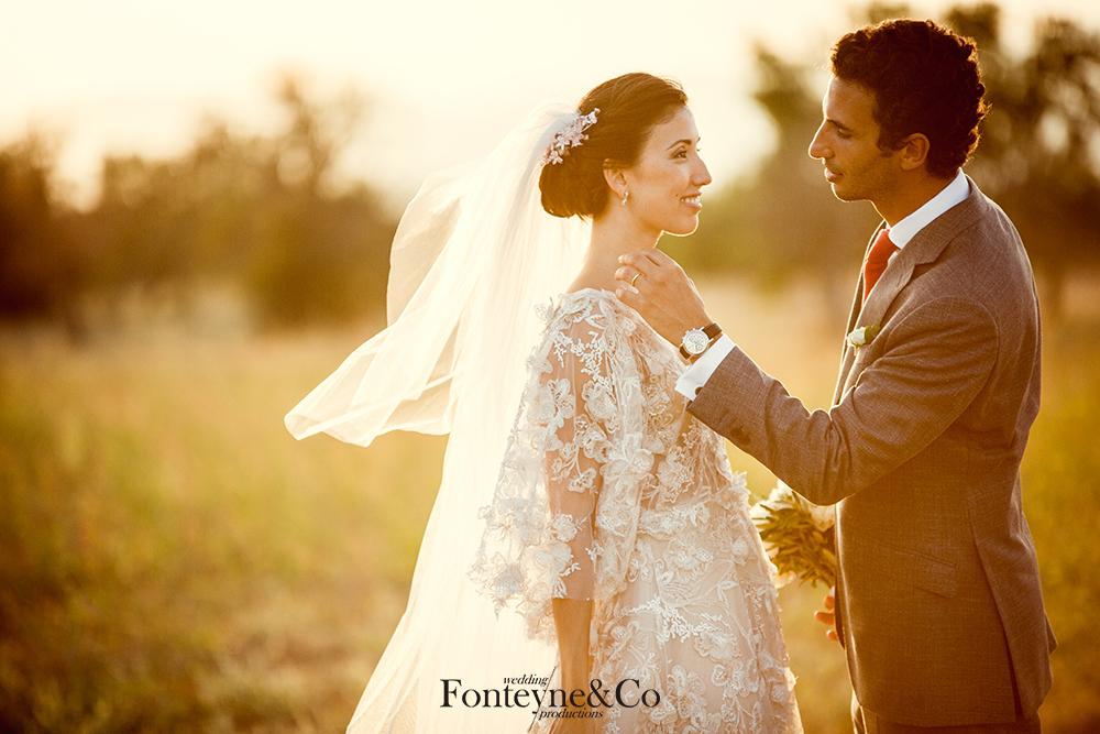 Christina Lock y Jorge, una boda y tres días de ensueño