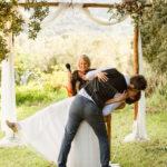 La boda vegana y divertida de Laura y Jon