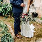 Xesca y Xesc, una bonita boda en la finca familiar